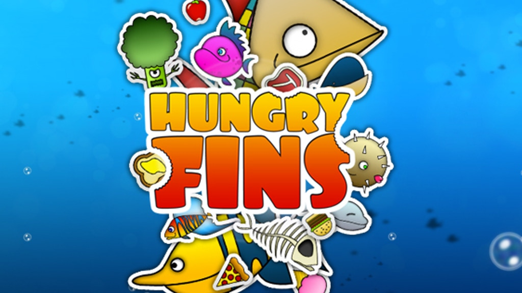 Hungry Fins: The Game project video thumbnail