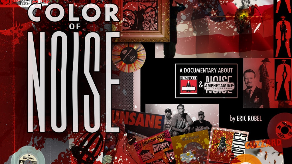 The Color of Noise project video thumbnail