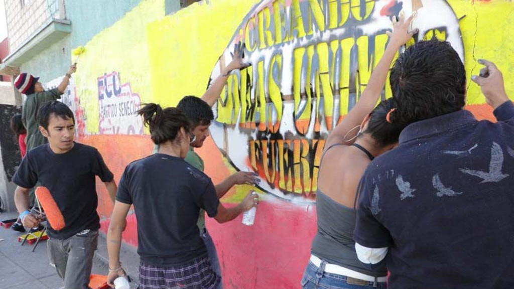Conectarte 2012 Juárez: Arte en Diálogo con la Ciudad project video thumbnail