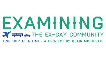 Examining the Ex-Gay Community