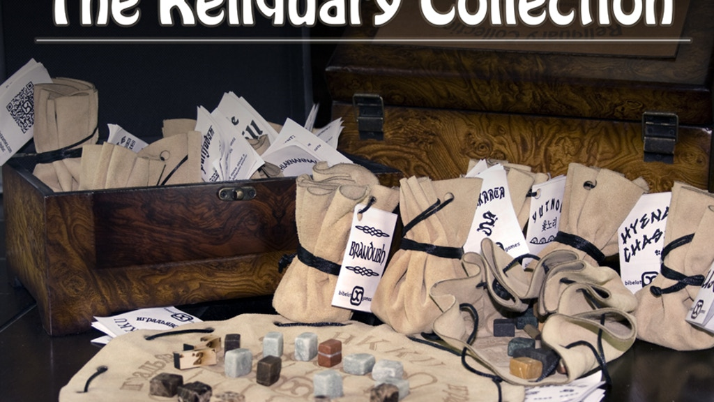 The Reliquary Collection project video thumbnail