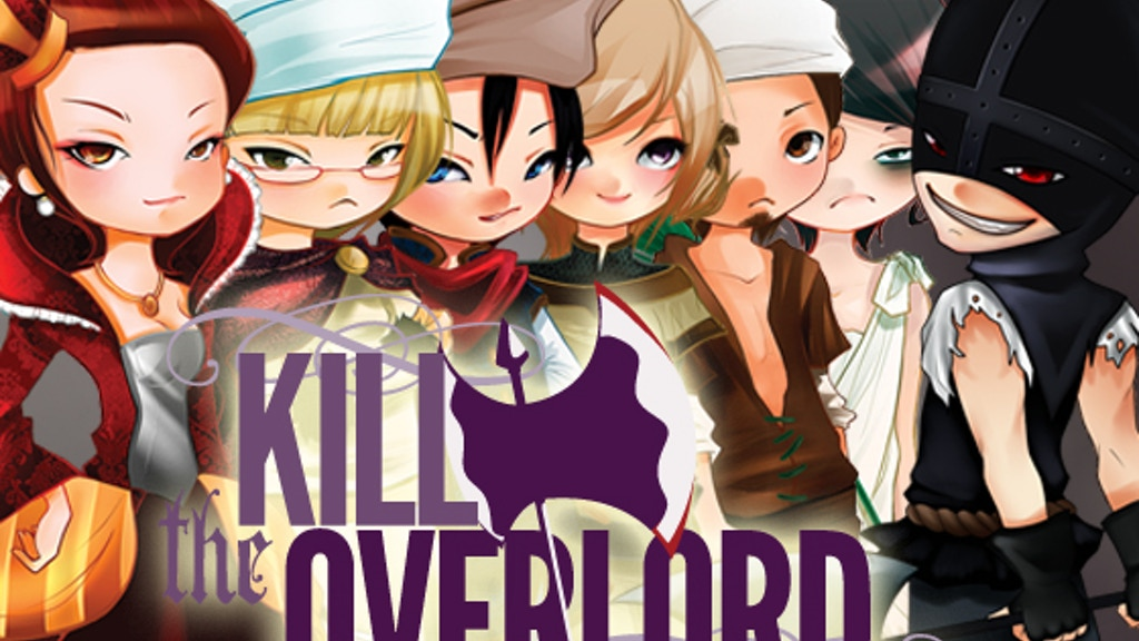 Kill the Overlord Party Card Game project video thumbnail