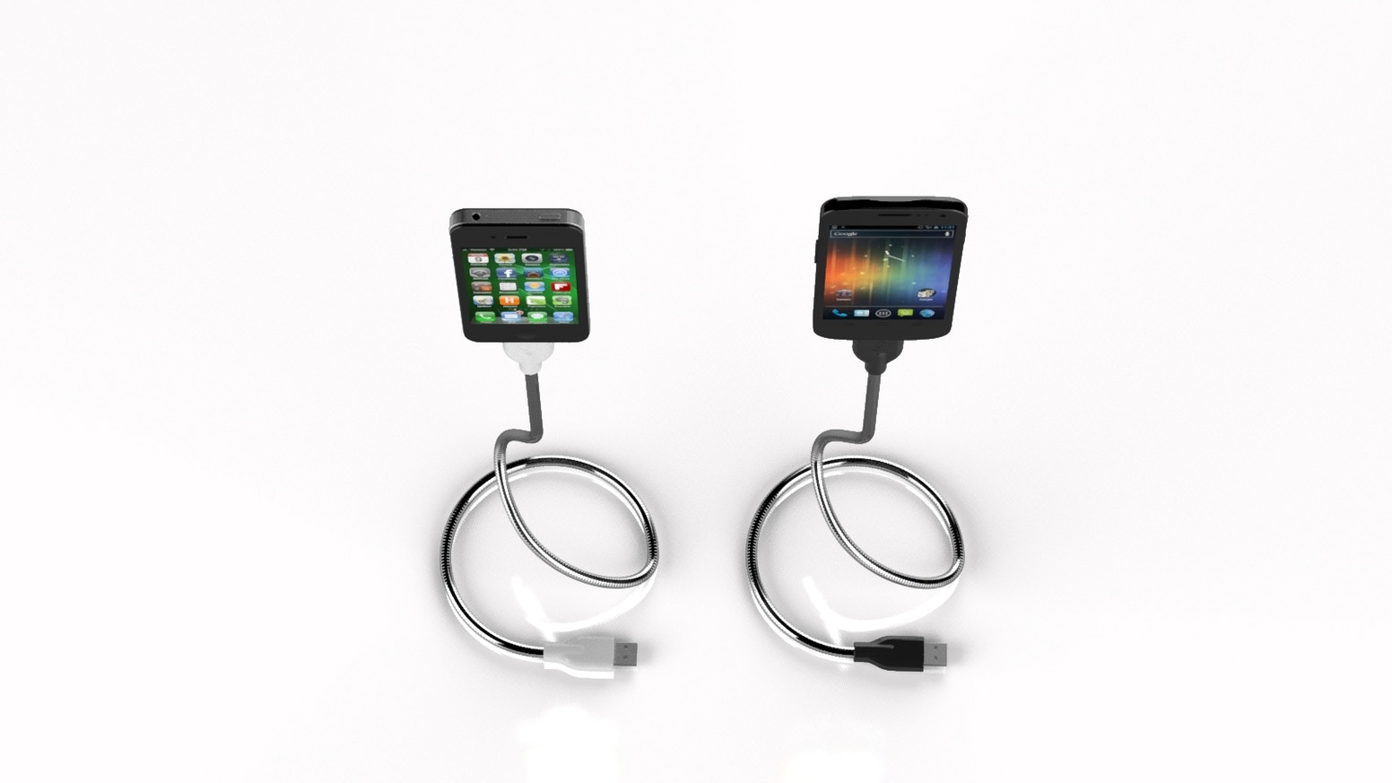 For People Who Love IPhone... And Android By