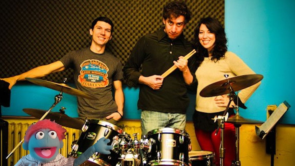 Scotty and Friends record their album of SPORT TUNES! project video thumbnail