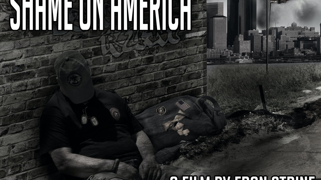 Shame on America project video thumbnail