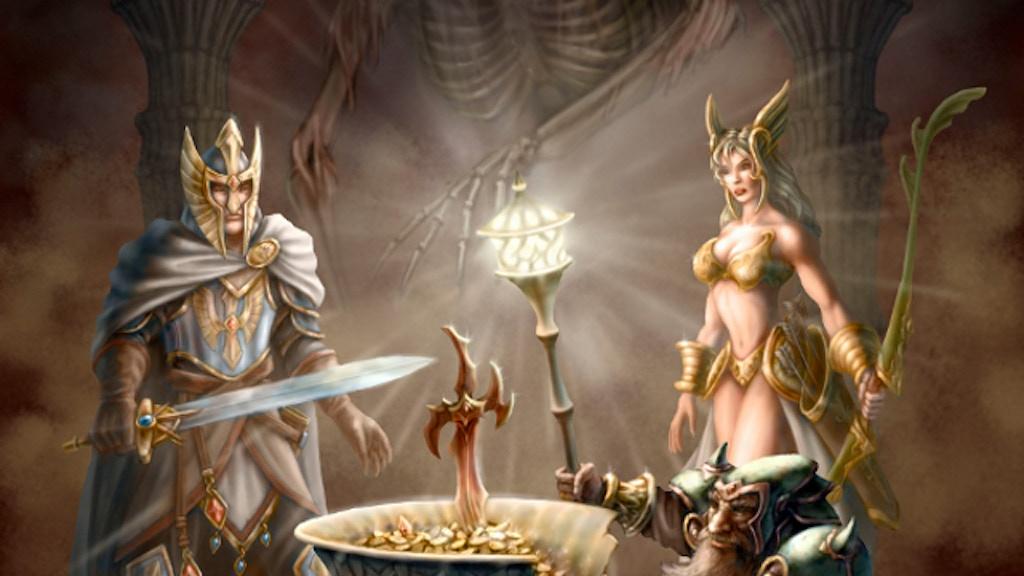 Midgard RPG Miniatures project video thumbnail