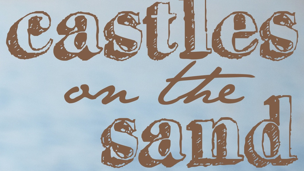 Castles on the Sand by E.M. Tippetts project video thumbnail