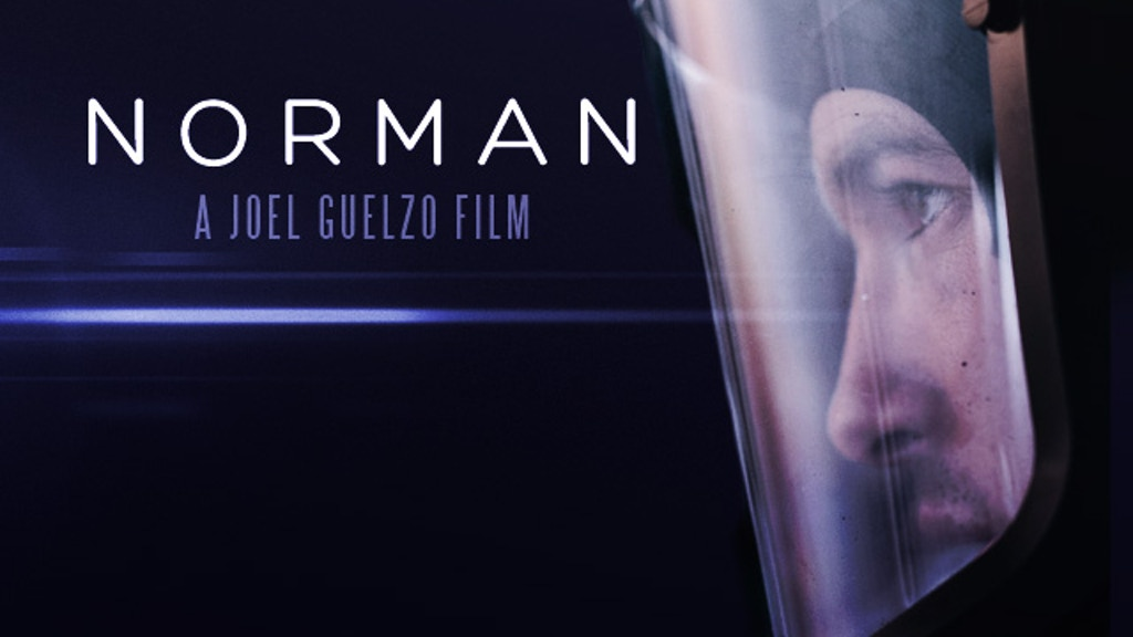NORMAN - A Joel Guelzo Film project video thumbnail
