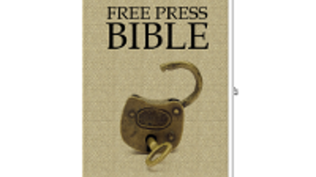 Project image for Free Press Bible Project