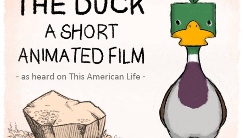 The Duck - A Short Animated Film project video thumbnail