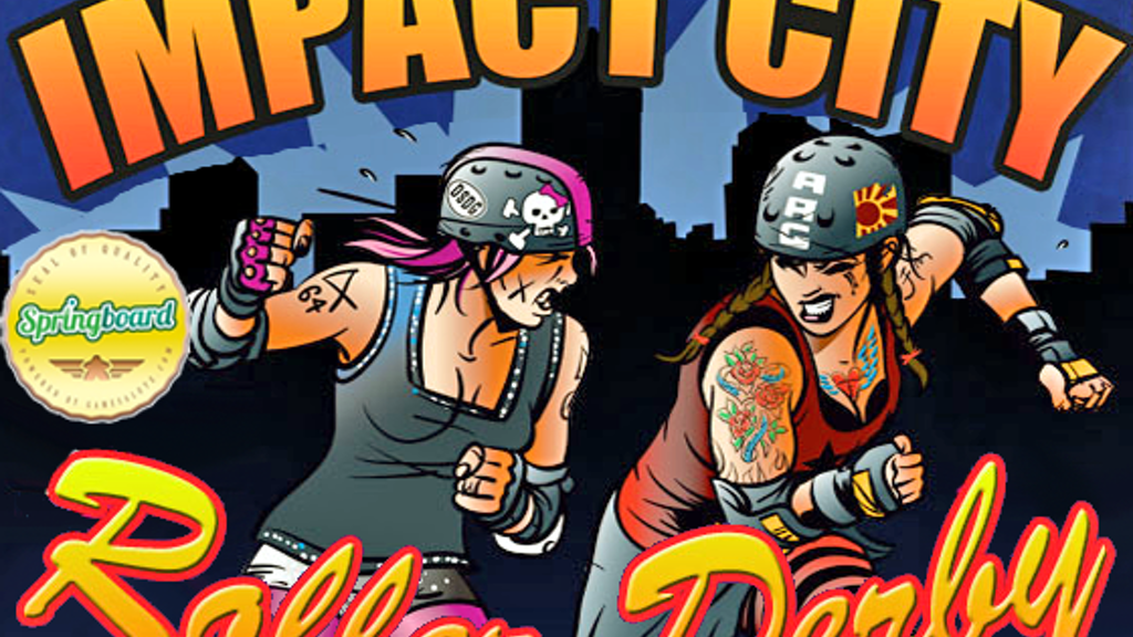 Impact City Roller Derby project video thumbnail