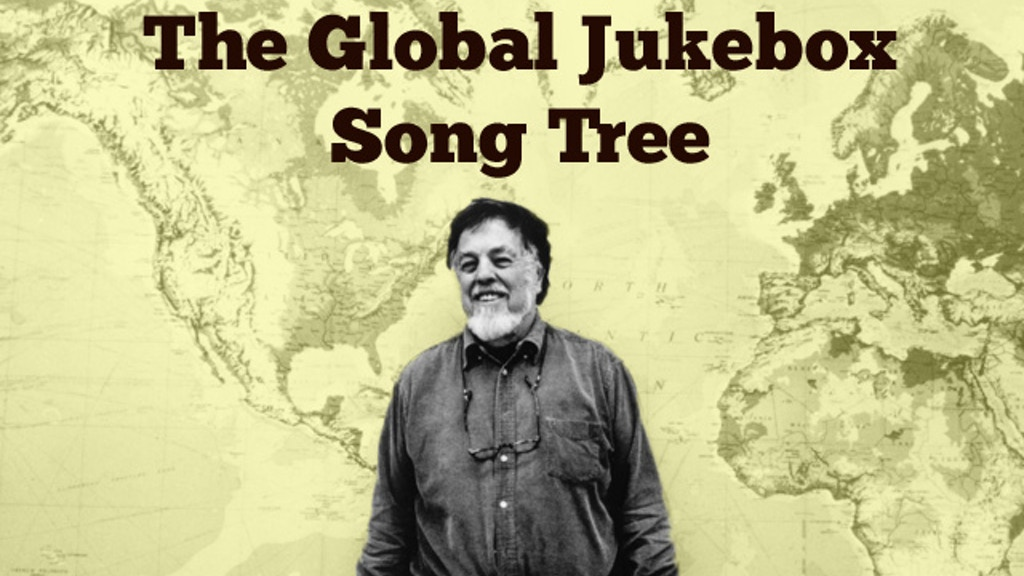 The Global Jukebox Song Tree project video thumbnail