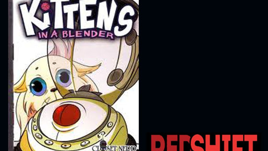 Kittens in a Blender: The Card Game project video thumbnail