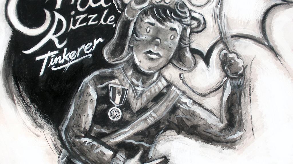 NIKOLA TESLA middle grade novel: EMIC RIZZLE, TINKERER project video thumbnail
