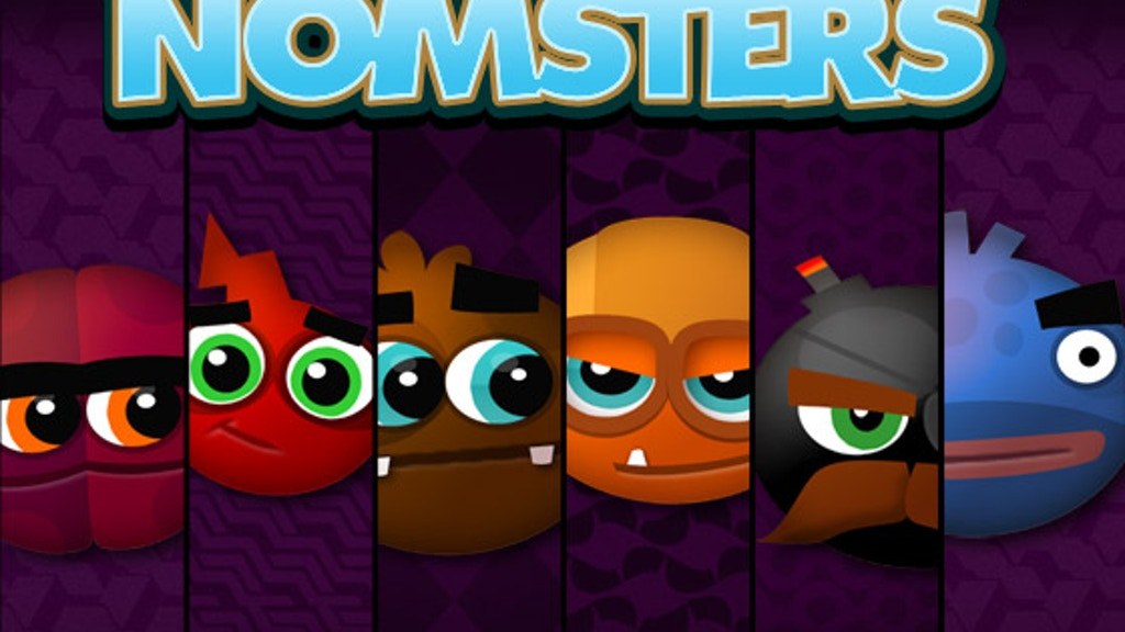 Nomsters project video thumbnail
