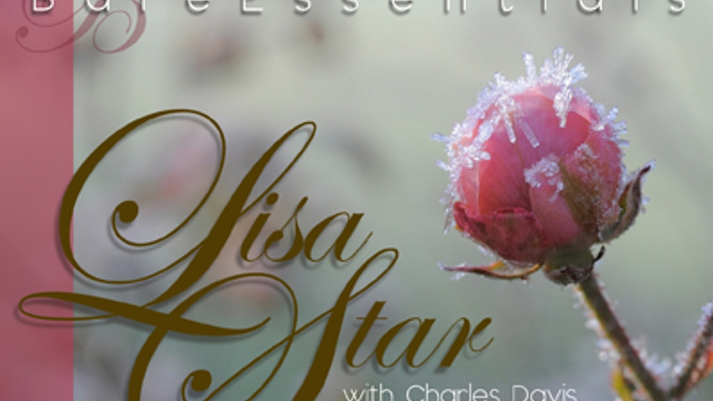 Lisa Star's Bare Essentials CD Project! project video thumbnail