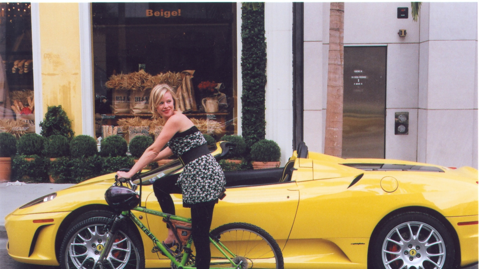 CarLess in L.A. is a documentary about a woman who goes without a car in Los Angeles for 80 days...and survives to tell the tale.