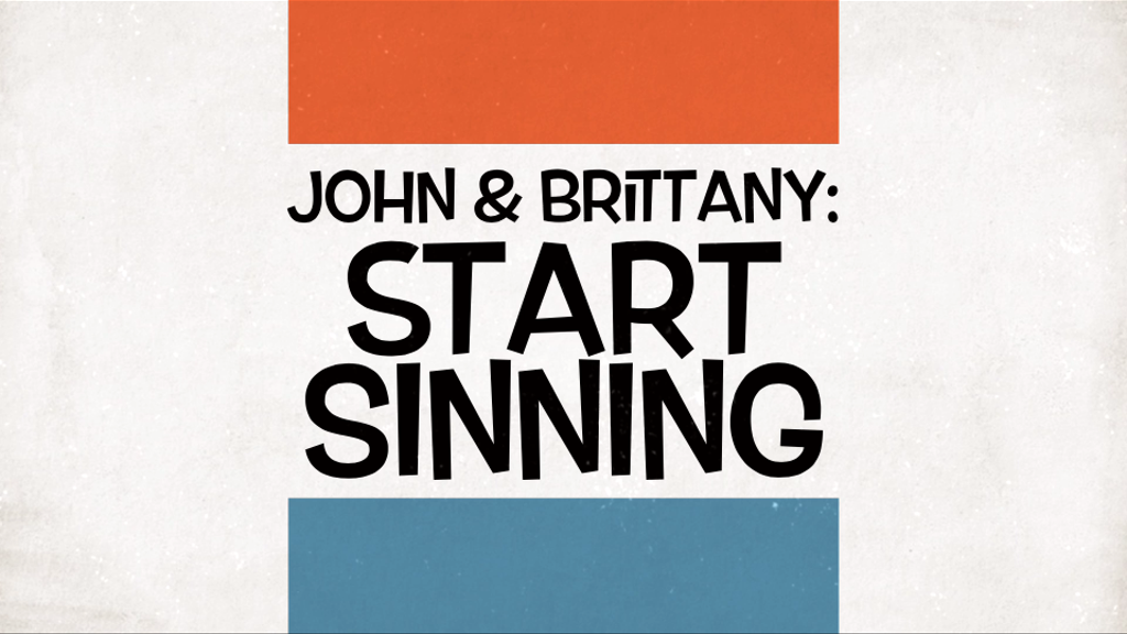"""John & Brittany """"Start Sinning"""".. the new record! project video thumbnail"""