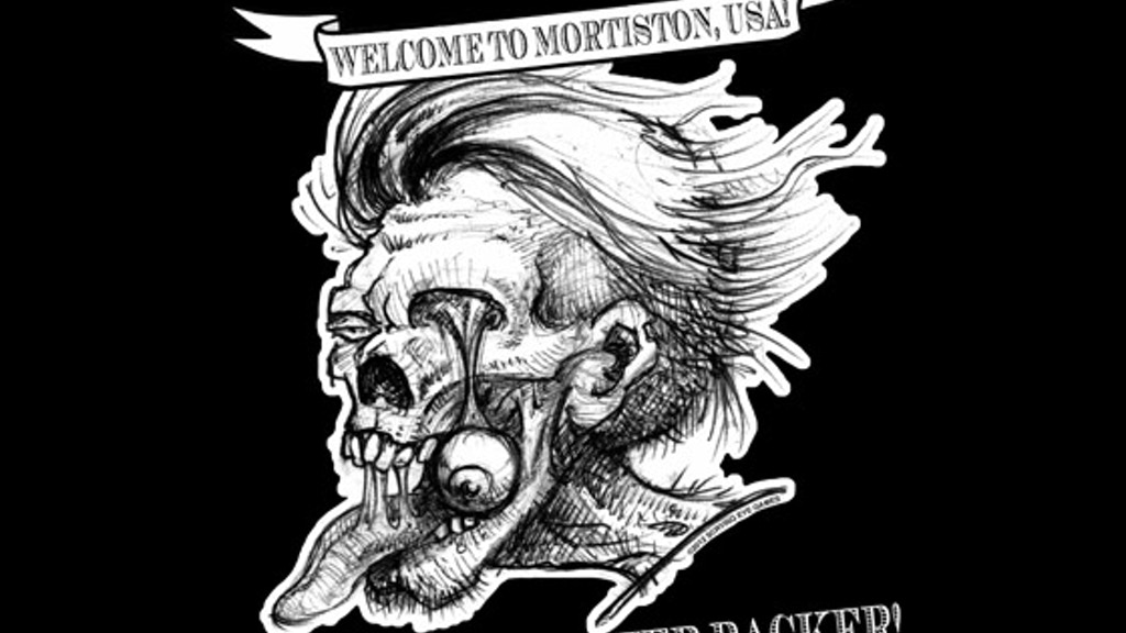 Welcome to Mortiston, USA: An All American Zombie Apocalypse project video thumbnail