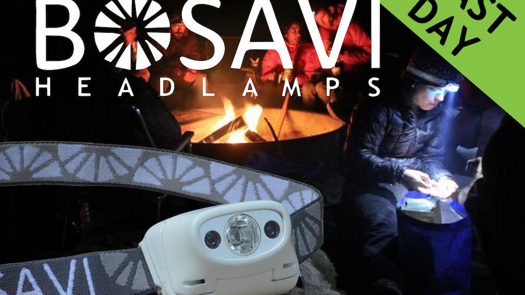 Bosavi: Headlamp project video thumbnail