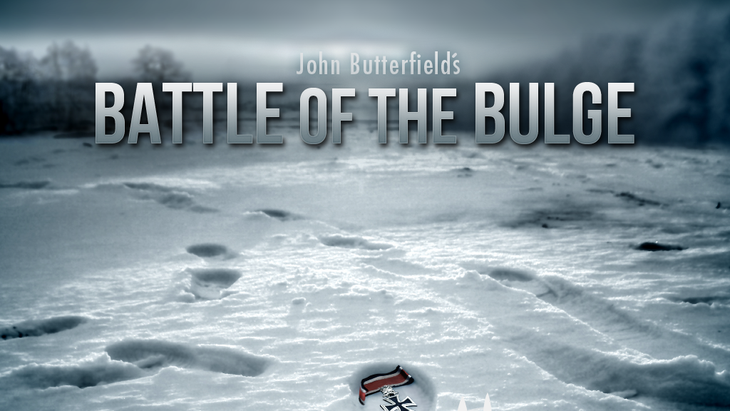 Battle of the Bulge: the simulation game for the iPad project video thumbnail