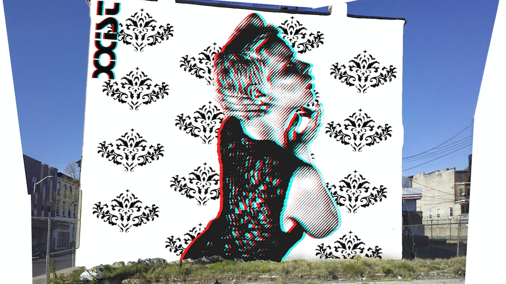 Stereoscopic 3D Mural project video thumbnail