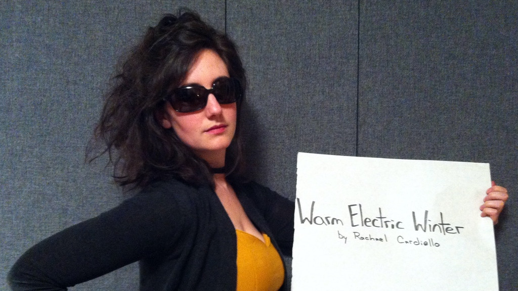 Rachael Cardiello:  Warm Electric Winter project video thumbnail