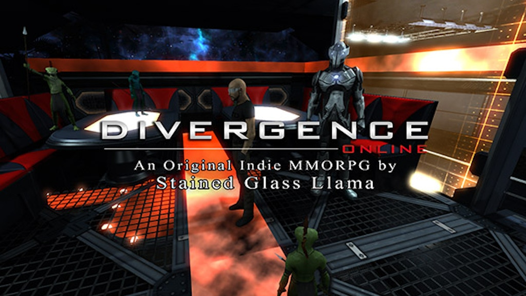 Divergence: Online project video thumbnail