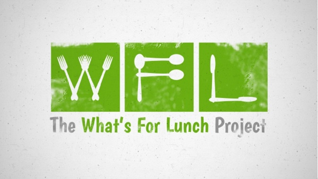 The What's For Lunch Project project video thumbnail