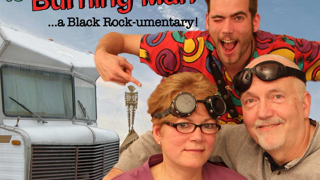 Taking My Parents to Burning Man - ...a Black Rock-umentary! project video thumbnail