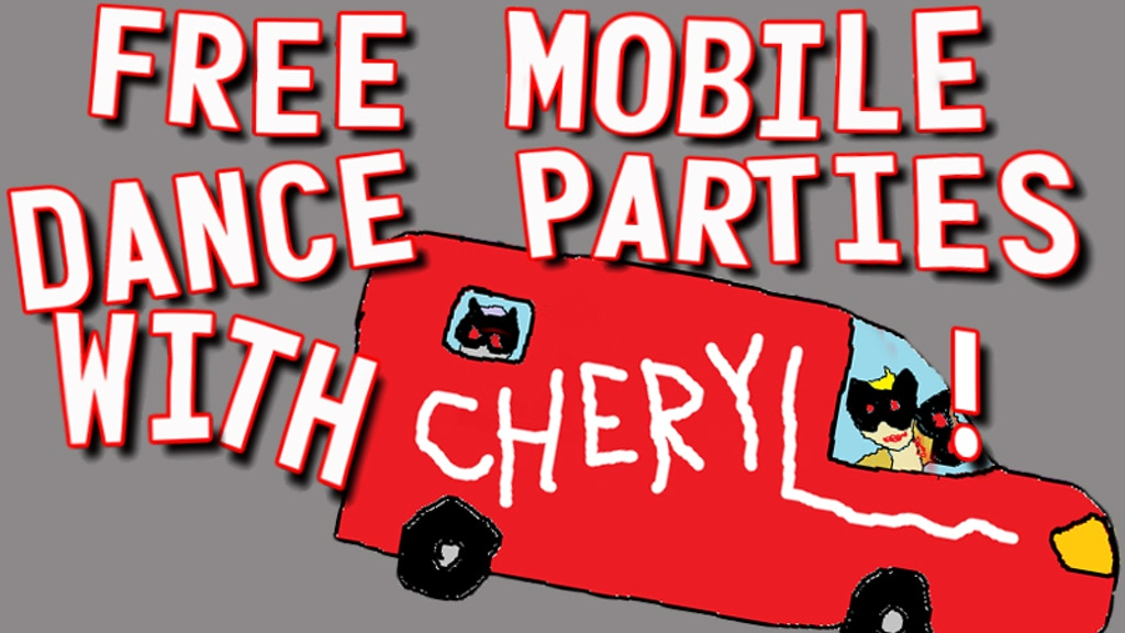 Free mobile dance parties with CHERYL! project video thumbnail