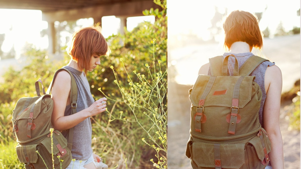 Langly Camera Bags: Fashion + Function project video thumbnail