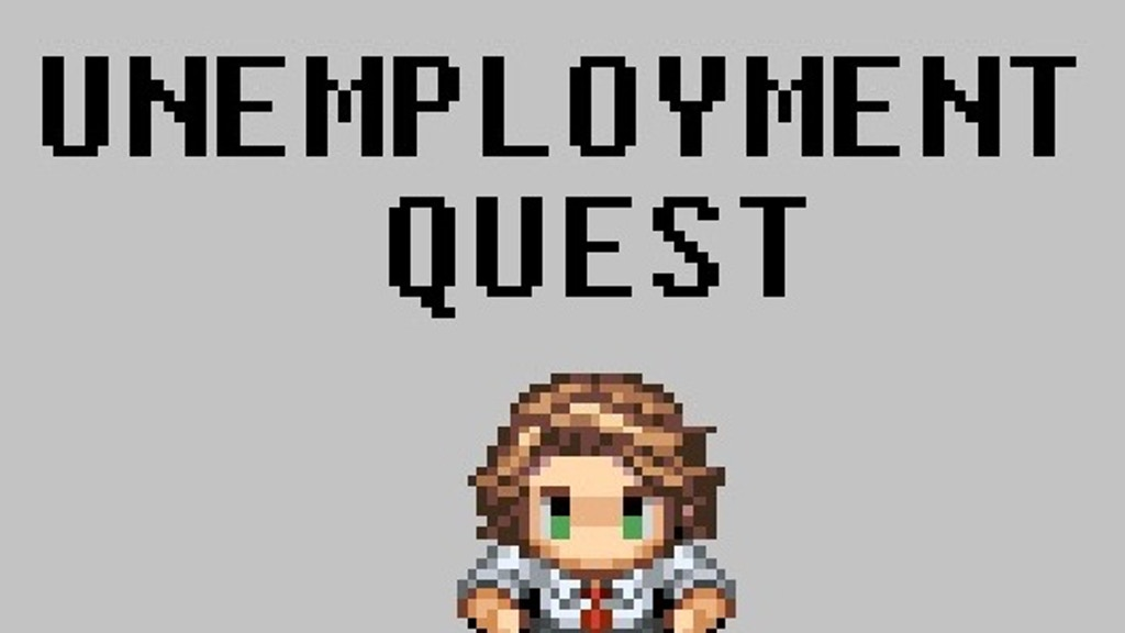 Unemployment Quest! - a non-epic RPG project video thumbnail