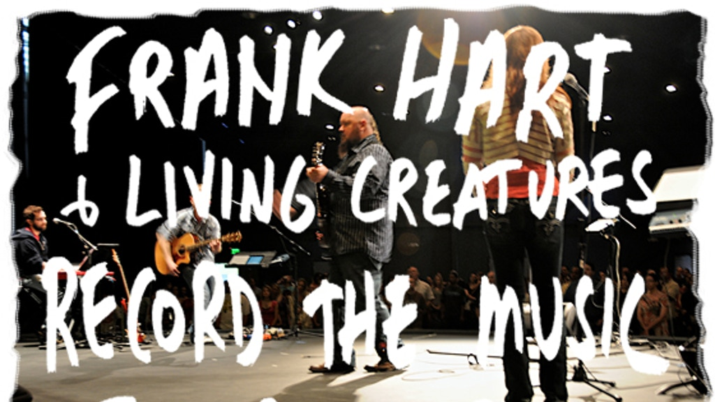 Help Frank Hart Record the Music of CrossPoint project video thumbnail