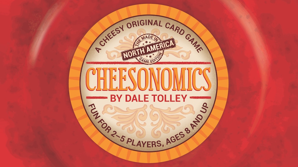 Cheesonomics: A Cheesy Original Card Game project video thumbnail
