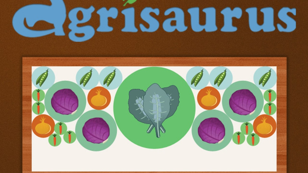 Agrisaurus: An App for Growing Food project video thumbnail