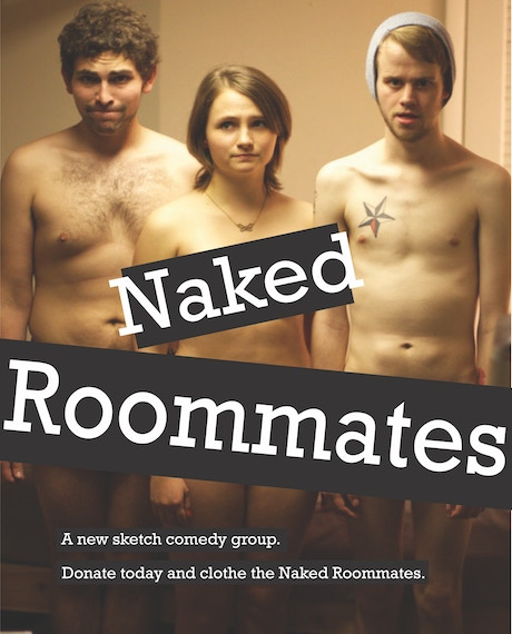 Naked Roommates Presents Naked Roommates by Justin Lance