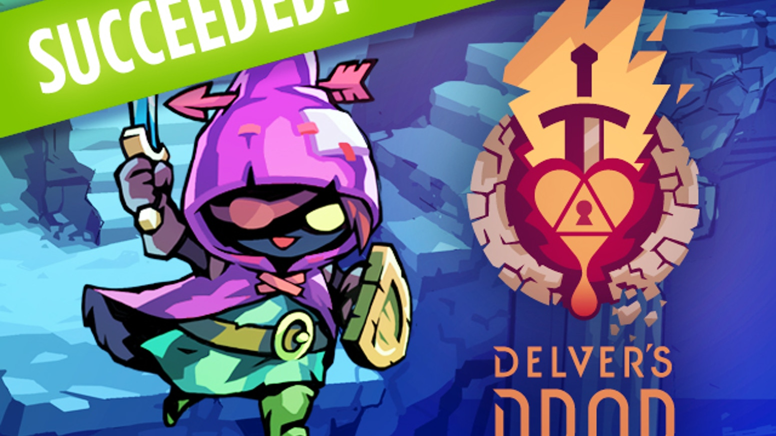 DELVER'S DROP by Pixelscopic — Kickstarter
