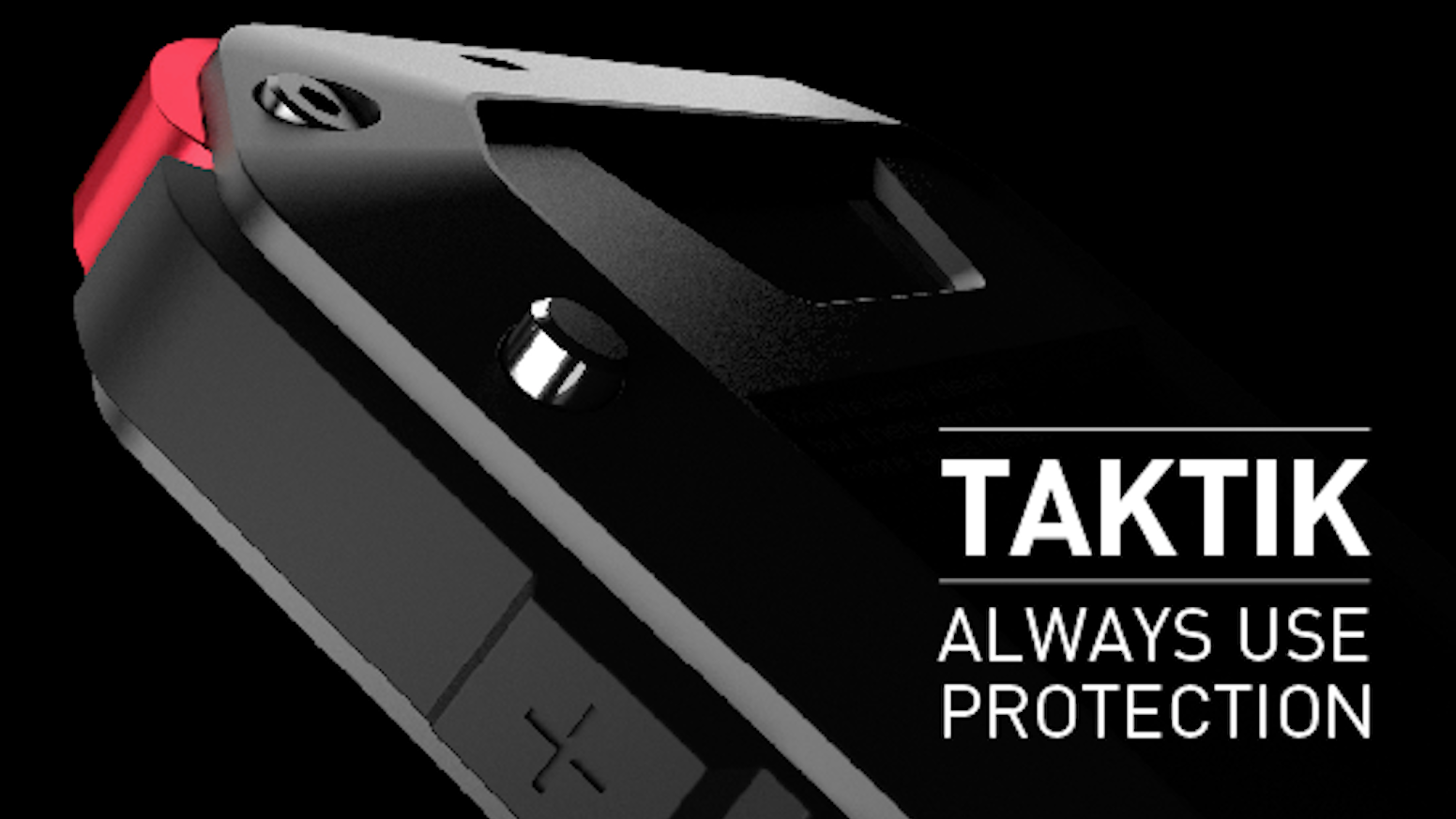 online retailer d1b30 d488d TAKTIK: Premium Protection System for the iPhone by Scott Wilson + ...