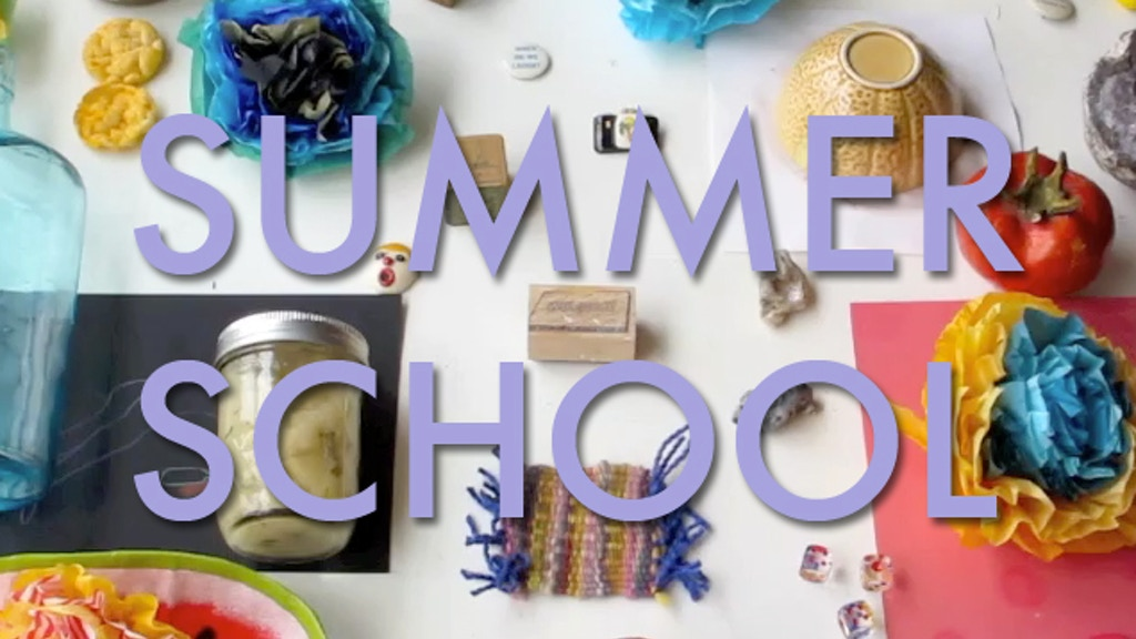 SUMMER SCHOOL project video thumbnail
