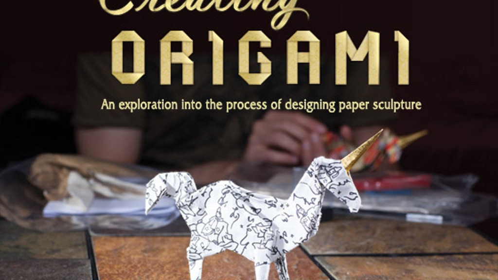 Creating Origami: A Foldable Sonata in Paper project video thumbnail