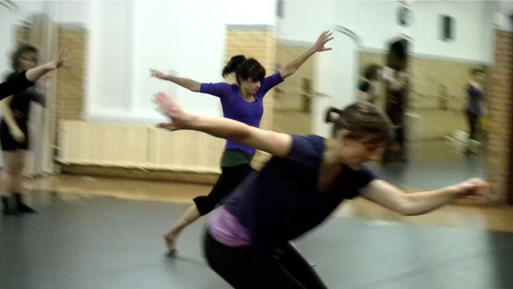 International Choreographers Residency Summer 2012 project video thumbnail
