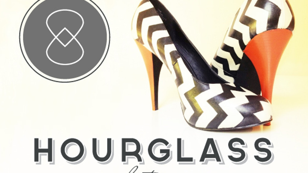 Hourglass Footwear: Hand-painted Shoes for Smart Women project video thumbnail