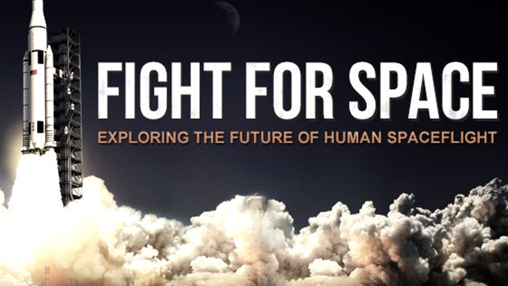 Fight For Space - Space Program & NASA Documentary project video thumbnail