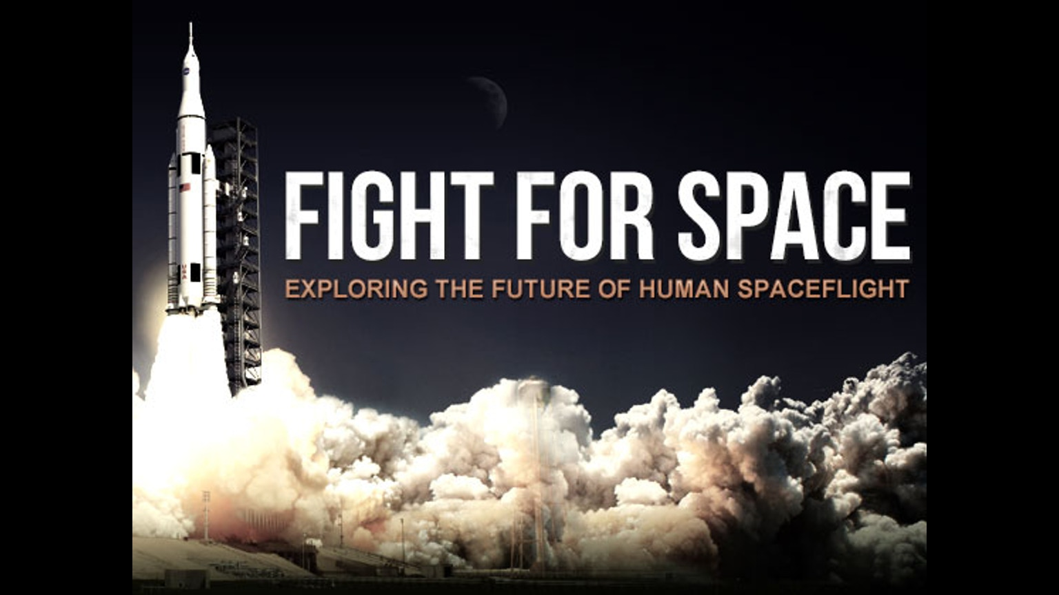 Fight for space space program nasa documentary by paul for Space documentaries
