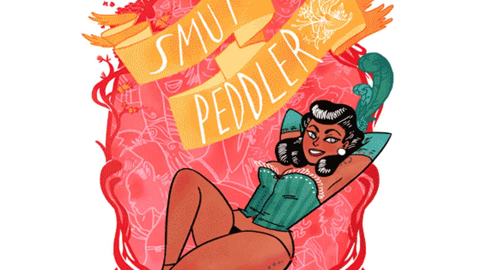 Indie comics' most sex-positive, lady-friendly, dirty little mini is back as a FULL-SIZED ANTHOLOGY! The PDF version is still available from Iron Circus Comics!