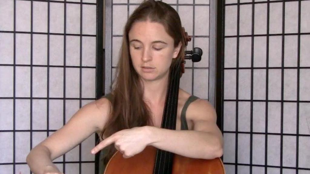 Cello Technique Videos project video thumbnail