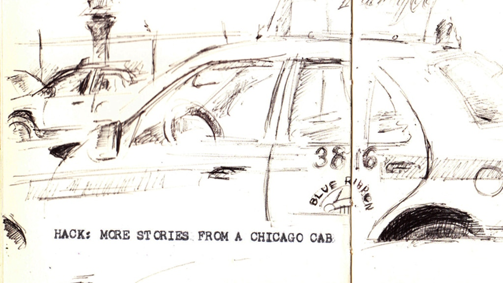 Hack: More Stories from a Chicago Cab project video thumbnail