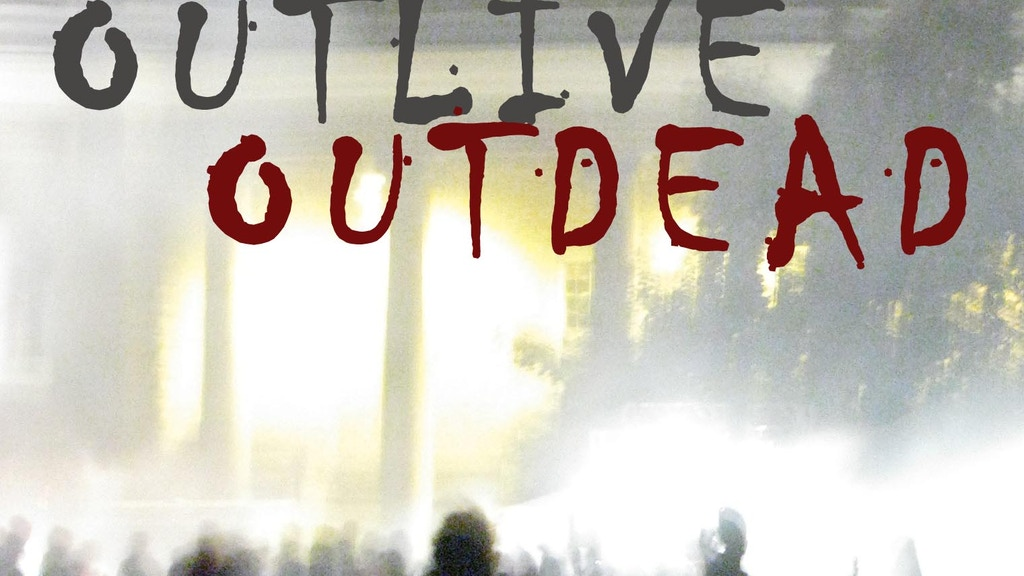 Outlive Outdead - A cinematic zombie RPG project video thumbnail