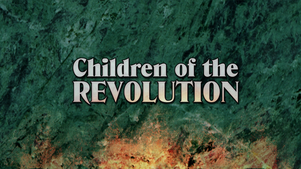 Children of the Revolution Deluxe for Vampire 20th project video thumbnail